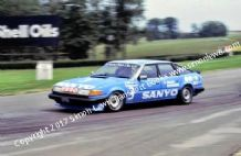 ROVER SD1 Vitesse. Peter Lovett Donington Park BTCC 1983 photo